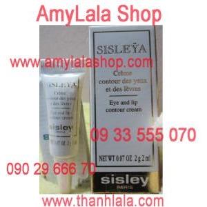 Kem mắt môi Sisleya Eye And Lip Contour Cream 2ml - 0902966670 - 0933555070