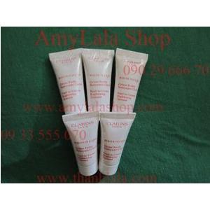 Kem rửa mặt trắng da Clarins White Plus HP Pearl-To-Cream 5ml- 0902966670 - 0933555070