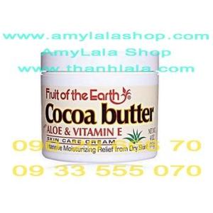 Kem se khít dưỡng ẩm sáng da mặt và toàn thân cao cấp Cocoa Butter Aloe & Vitamin E - 0933555070