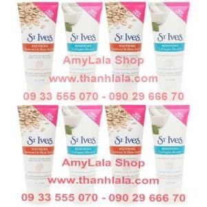 Kem St.Ives Oatmeal & Shea Butter Collagen Elastin Advanced (Made in USA) - 0902966670 - 0933555070