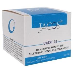 Jacos - Kem trắng da - nám - tàn nhang - đồi mồi