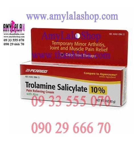 Kem trị đau nhức siêu hot Perrigo Trolamine Salicylate Aloe 85g - 0933555070 - 0902966670 :