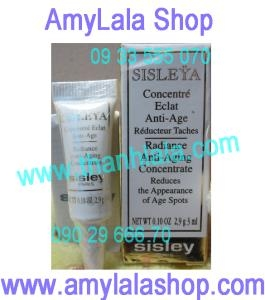 Kem trị nhăn nám Sisleya Radiance Anti-Aging Concentrate 3ml - 0902966670 - 0933555070