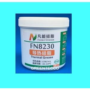 Keo tản nhiệt, kem dẫn nhiệt FN3.0 hũ 1 kg (1000 gam) hệ số dẫn nhiệt 3.0