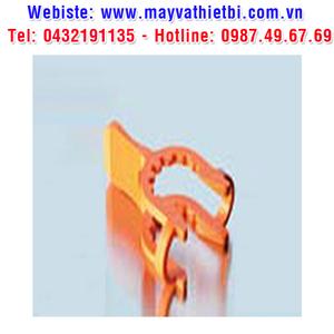 Kẹp Kech nhựa POM dùng cho cổ hình cầu - DURAN