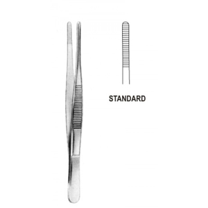 Kẹp phẫu tích Standard 16 cm Hilbro 12.0010.16