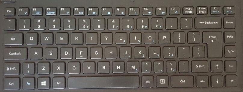 bàn phím laptop acer z1401