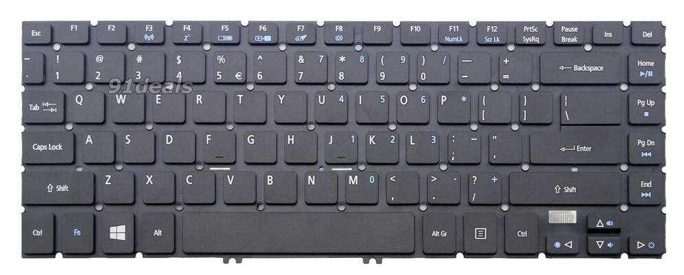 bàn phím laptop acer Aspire R5-471T, R5 471t