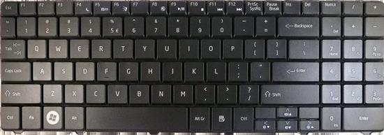 bàn phím laptop gateway MS2273
