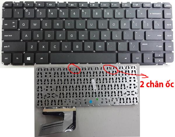 bàn phím laptop hp 340 G1