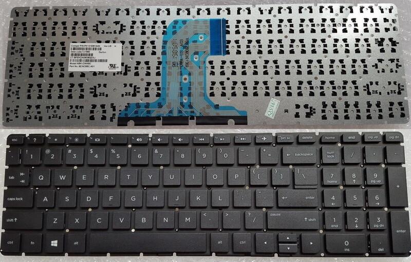 bàn phím laptop hp 250 G4, G5