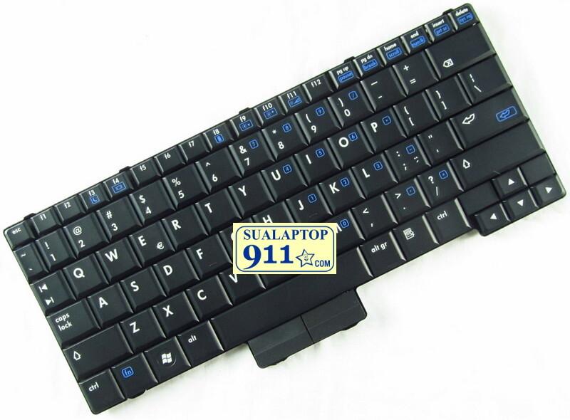 bàn phím laptop hp 2530P