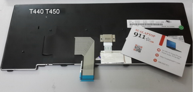 key thinkpad T440 T440P T440S T450 T450S T431 E431 T460