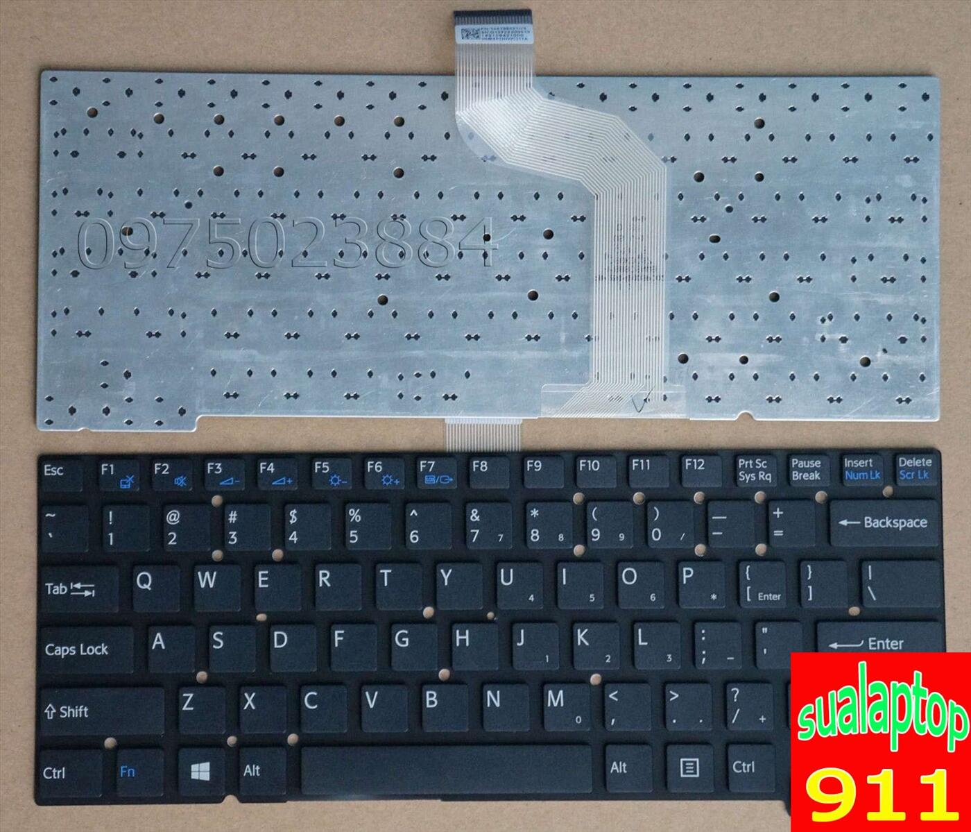 bàn phím laptop sony svt13