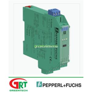 KFD0-CS-Ex1.51P| Pepperl Fuchs | Bộ cách ly nhiệt độ | Temperature Repeater | Pepperl Fuchs Vietnam