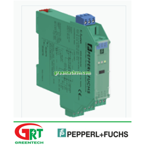 KFD2-UT2-Ex1 | Pepperl Fuchs KFD2-UT2-Ex1 | Bộ chuyển đổi tín hiệu KFD2-UT2 | Pepperl Fuchs Vietnam