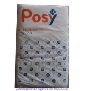 Khăn ăn rút Posy 1500 tờ.