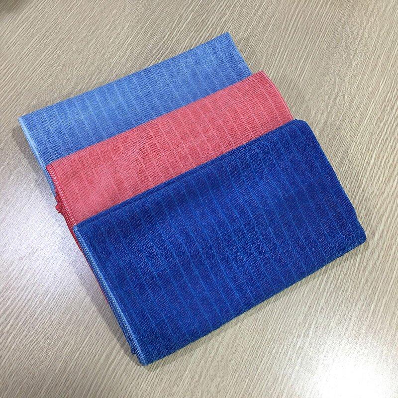 Khăn Lau Thiết Bị Spa Microfiber 50x55 Nhiều Màu