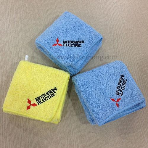 Khăn quà tặng kèm SP Mitsubishi Electronics