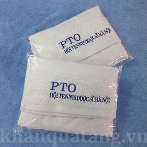Khăn quà tặng thể thao PTO