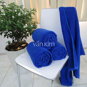 Khăn Tắm Khách Sạn Cao Cấp 70x140 375g màu