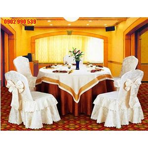 Khăn trải bàn nhà hàng cao cấp