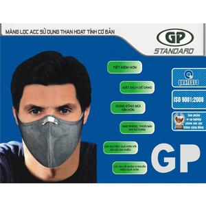 Khẩu trang than hoạt tính GP Standard