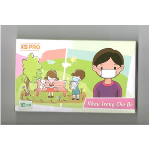 Khẩu trang y tế trẻ em XSPRO