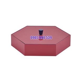 Khay bánh kẹo FUJISAN (Đỏ)