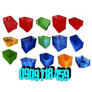 Khay nhựa - Sóng nhựa - Rổ nhựa công nghiệp