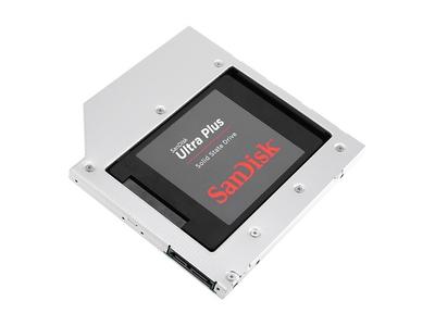 Khay ổ cứng Laptop (Caddy bay) 2.5inch SATA 3/ Khay đựng SSD/HDD cho laptop chính hãng Orico