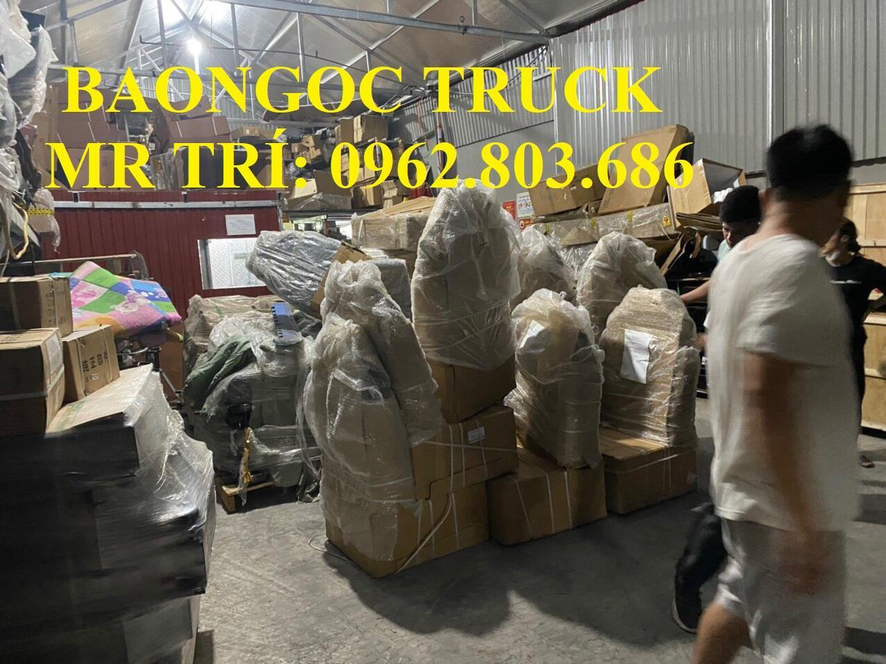 Tổng kho phụ tùng xe tải Trung Quốc nhập khẩu