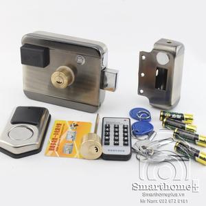 Khóa Cổng Thẻ Từ RFID IDL1