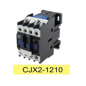 Khởi động từ AC contactor CJX2 1210/1201 220V 380V 12A