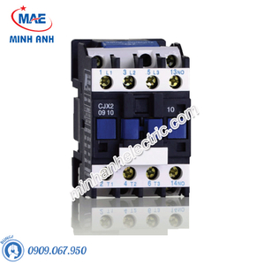 Khởi động từ Contactor loại CJX2-0910 3P 9A
