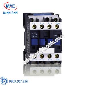 Khởi động từ Contactor loại CJX2-1210 3P 12A