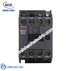 Khởi động từ Contactor loại RDC5-1210 3P 12A