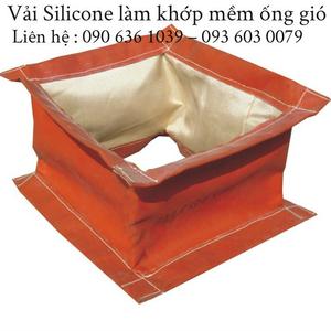 Vải silicone cốt sợi thủy tinh