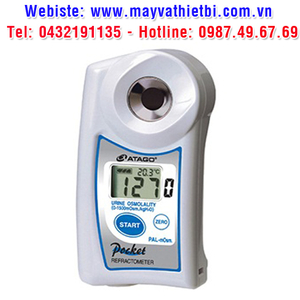 Khúc xạ kế Atago đo độ thẩm thấu nước tiểu - Model PAL-MOSM