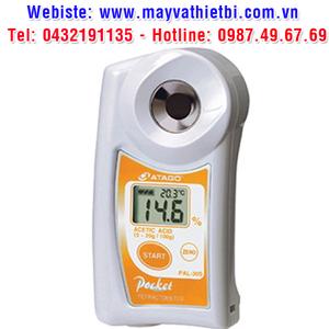 Khúc xạ kế Atago đo nồng độ acid acetic - Model PAL-30S