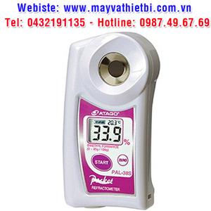 Khúc xạ kế Atago đo nồng độ dimethyl formamide - Model PAL-38S