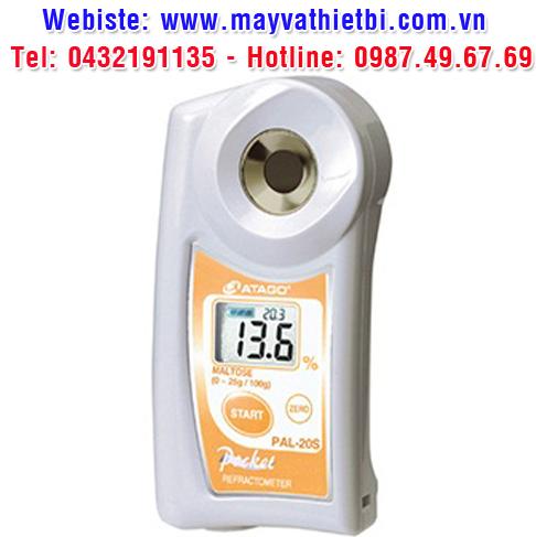 Khúc xạ kế Atago đo nước dùng / Baume Kansui - Model PAL-96S
