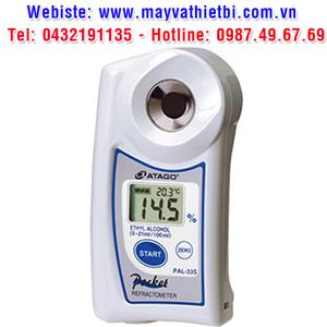 Khúc xạ kế Atago đo nồng độ rượu ethyl - Model PAL-33S