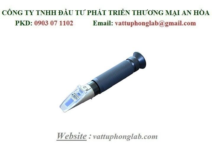 Khúc Xạ Kế ATAGO Đo Nồng Độ Rượu Model:AL-21α