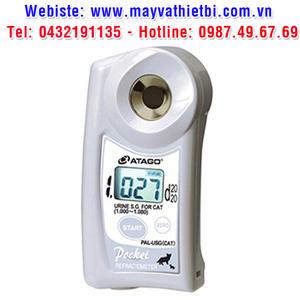 Khúc xạ kế Atago dùng cho đo trọng lượng riêng nước tiểu của mèo - Model PAL-USG (CAT)