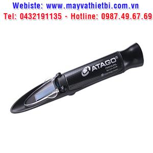 Khúc xạ kế Atago dòng Master đo nồng độ rượu - Model MASTER-P/OE