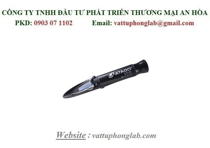 Khúc Xạ Kế Cầm Tay M Series - ATAGO Model:MASTER-PM