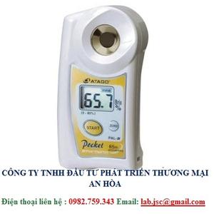 Khúc xạ kế đo độ ngọt điện tử hiện số Atago PAL-A