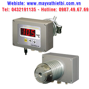 Khúc xạ kế In-line Atago đo độ mặn - Model CM-780N-SW