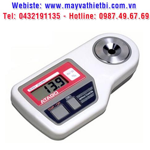 Khúc xạ kế Palete Series Atago đo nồng độ Isopropanol - Model PR-60PA